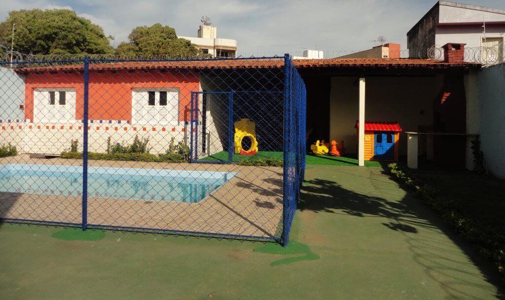 escola particular maxime jr Fachada Traseira