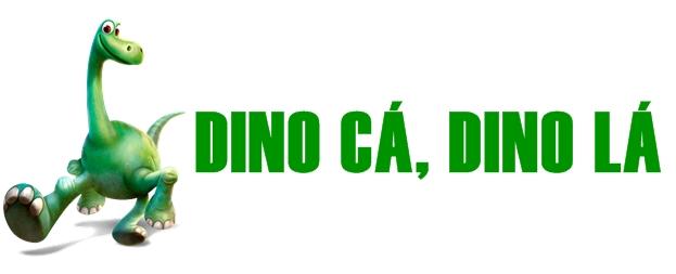 DINO CÁ, DINO LÁ – JARDIM II SEDE