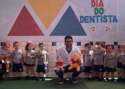 Dia do Dentista no Maxime Júnior